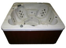 Coyote Spas Hot Tub Range by Premier Pool & Spa